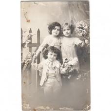 До 1914 г. Дети.