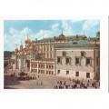 1957. Москва. Кремль, Грановитая палата.