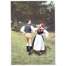 1950-е. Немецкий народный танец