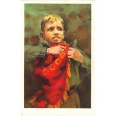 Костя Кравчук. 1971.