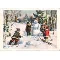 Каневский В. 1961. Зимние забавы