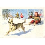 Рязанова С. 1961. Зимние забавы